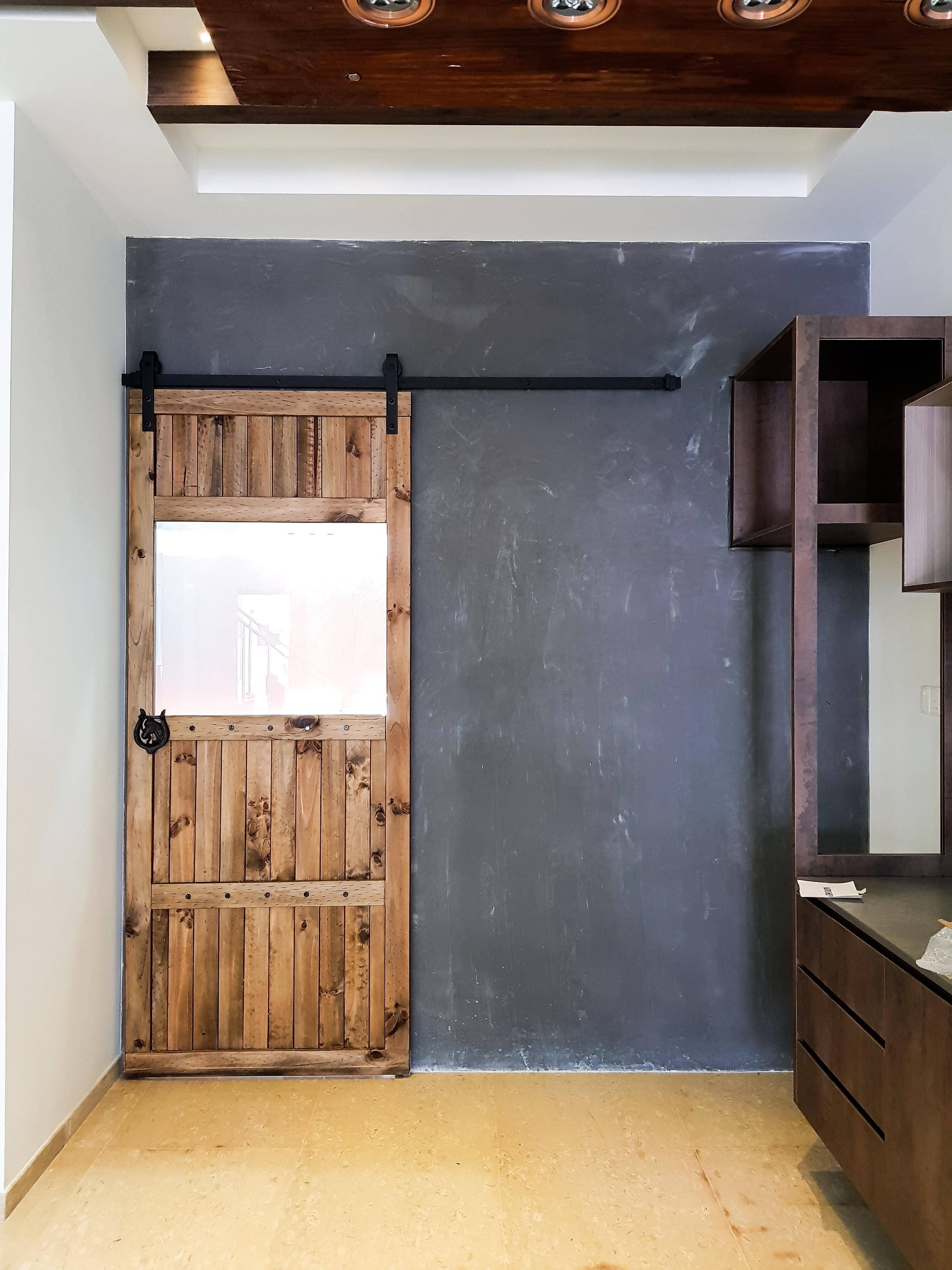 Glass Barn Door 3